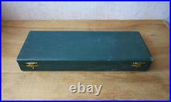 12 anciens beaux porte couteaux Christofle Luc Lanel modèle arceau Art Déco 1930