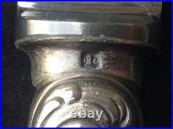12 couteaux Christofle, modele Marly, metal argente avec ecrin