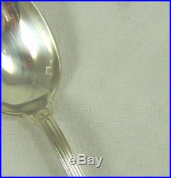 12 cuillères thé/café/dessert Christofle, rare modèle baroque, petite coquille