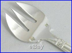 12 fourchettes à huîtres métal argenté, modèle Grand Prix, excellent état, écrin