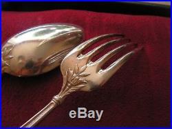 Belle ensemble CUILLERE et fourchette model dit a la russe