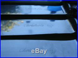Christofle Lot De 6 Couteaux Entremets Modele Marly 195 MM