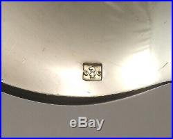 Christofle Modele Dax 12 Grands Couverts 24 Pieces Metal Argente Vers 1950