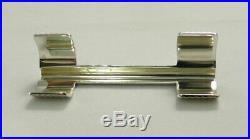 Christofle modèle Arceau/Ondulation, 12 porte-couteaux Luc Lanel, métal argenté