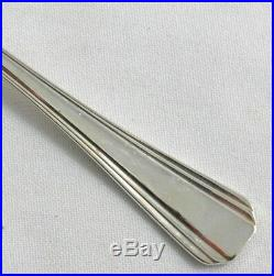 Christofle modèle Boréal 12 cuillères/pelles à glace excellent état