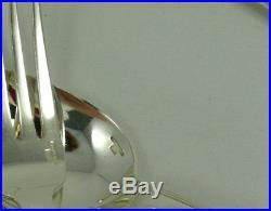 Christofle modèle Gabon ménagère 37 pièces, excellent état, métal argenté