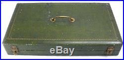 Christofle modèle Japonais, ménagère 20 pièces, excellent état, monogramme ND
