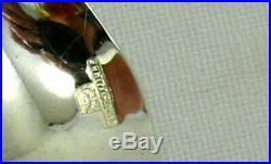 Christofle modèle Rubans 12 cuillères à thé/café/dessert métal argenté, 13,5 cm