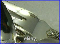 Christofle modèle Rubans Agrafes ménagère 39 pièces excellent état métal argenté