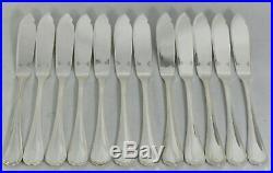 Christofle modèle Spatours, 12 couteaux à poisson, excellent état, Fish Knives
