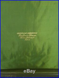 Christofle modèle Spatours, ménagère 37 pièces en coffret