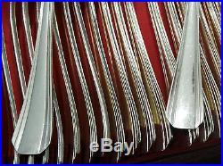Coffret Menagere 37 Pieces Christofle Modele Boreal