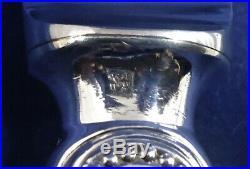 Ercuis 12 couteaux de table modèle perles ref A27/25
