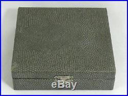 Ercuis modèle Carthage, 12 cuillères à moka, 11 cm excellent état, métal argenté