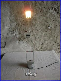 Lampe Artemide Tizio Richard Sapper Modele X30 Argente Signee Et Numerotee