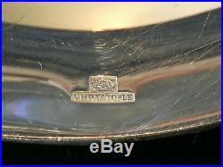 Menagere CHRISTOFLE modele MARLY en metal argenté 73 pieces