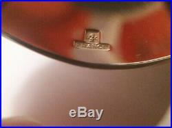 Ménagère Christofle modèle perles en métal argenté avec coffret 37 pièces