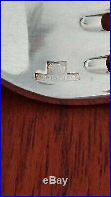 Ménagère de 49 couverts en métal argenté CHRISTOFLE, modèle MALMAISON