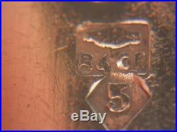 Sfam ménagère 25 pièce métal argenté modèle baguette dans son écrin état brillan