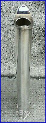 Vase SABATTINI modèle GISELLE design ITALY métal argenté